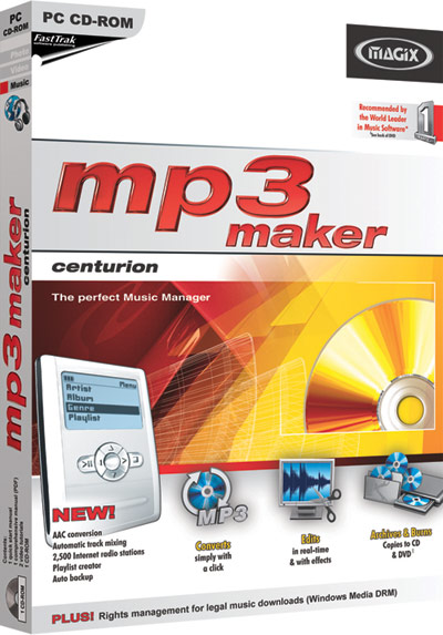 Magix MP3 Maker