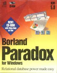 Paradox pro Windows